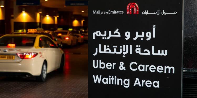 Uber casserait sa tirelire pour racheter son rival