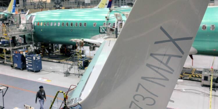 Boeing invite des pilotes et les autorités à une réunion sur le 737 MAX
