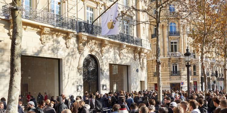 Prix élevé, image maîtrisée... Apple est-elle une marque de luxe ?