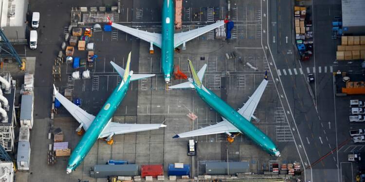 Boeing présentera mercredi sa solution pour le 737 MAX