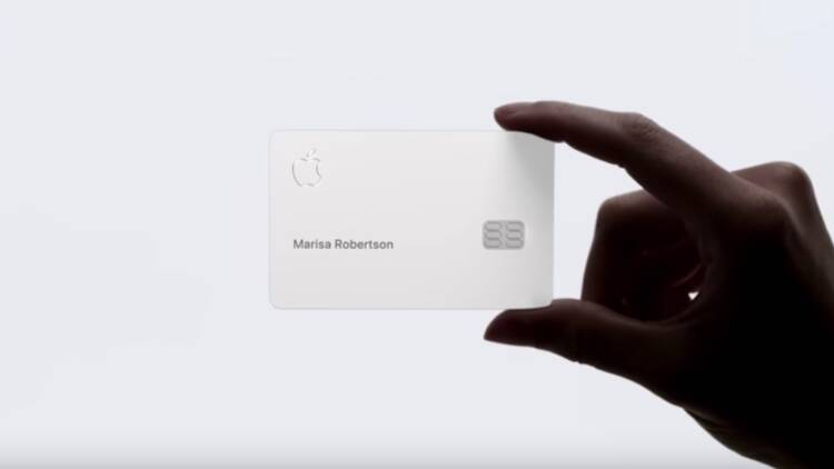 Apple Card : tout savoir sur la carte bancaire d'Apple