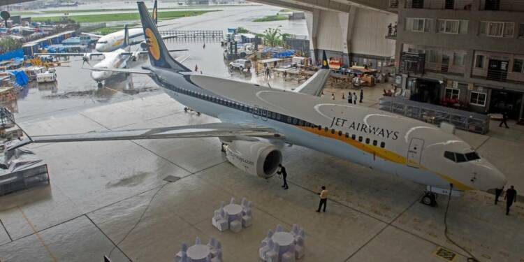 La compagnie Jet Airways au plus mal