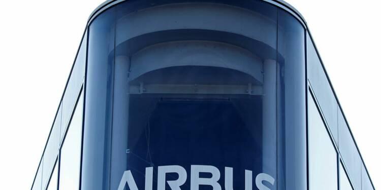 Airbus proche de signer un mega-contrat avec la Chine