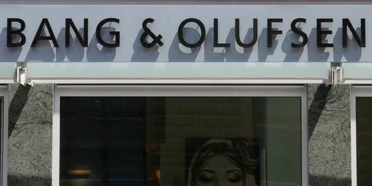 Bang & Olufsen avertit sur son CA, abandonne ses objectifs à 3 ans