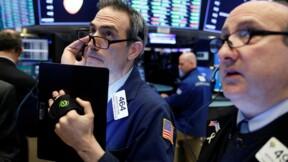 Wall Street repart de l'avant, les taux se calment