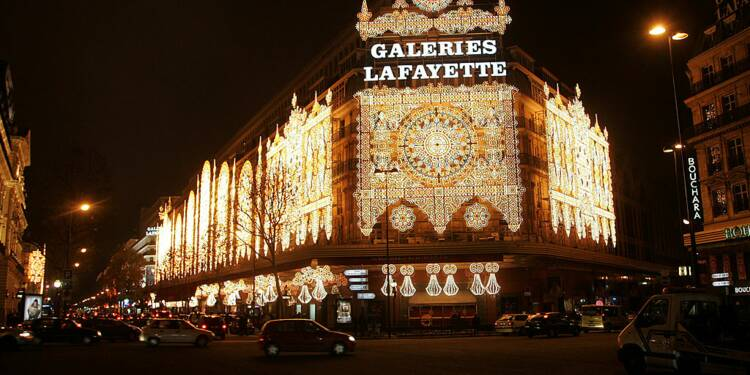 Galeries Lafayette : le nouveau magasin des Champs-Elysées se dévoile