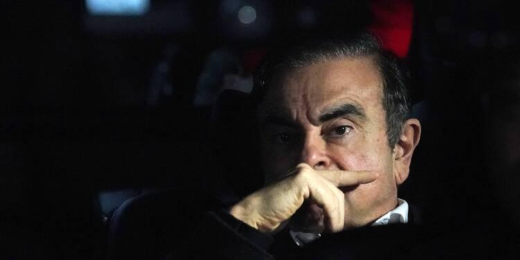 Nissan aurait payé la scolarité des enfants de Carlos Ghosn