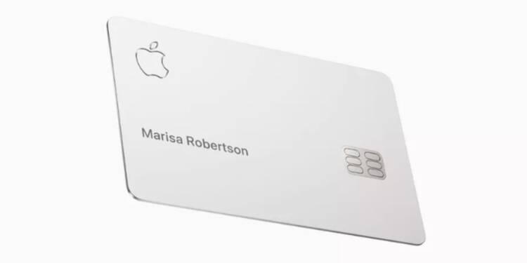 Apple Card : pourquoi elle n'est pas prête d'arriver en France