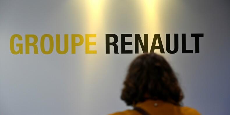 Renault : l'envolée des hauts salaires du groupe