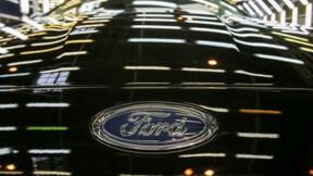 Ford quitte le marché russe des voitures de tourisme