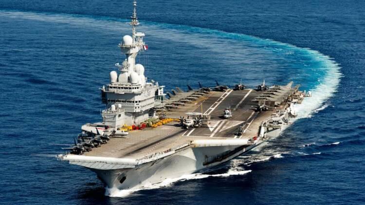 On en sait plus sur le futur porte-avions français, qui remplacera le Charles-de-Gaulle