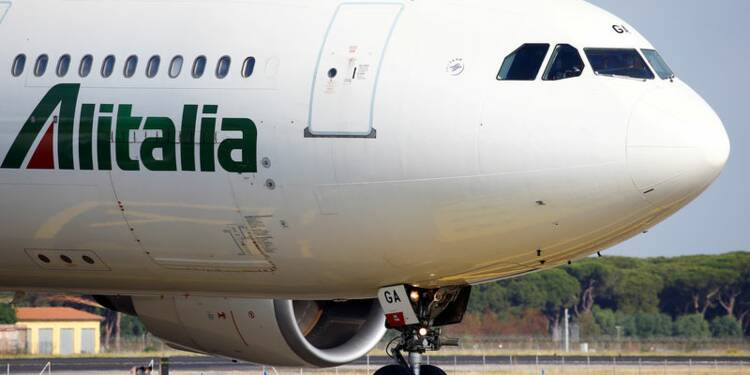 Alitalia presse FS d'accélérer la cadence avec son plan de sauvetage