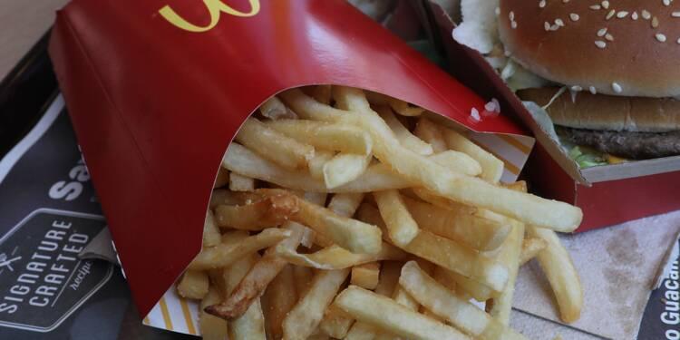 Comment McDonald's compte personnaliser votre menu