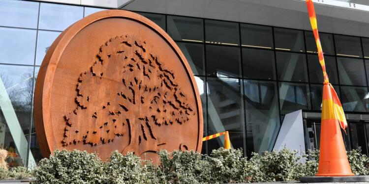 Le siège de Swedbank perquisitionné, le titre chute