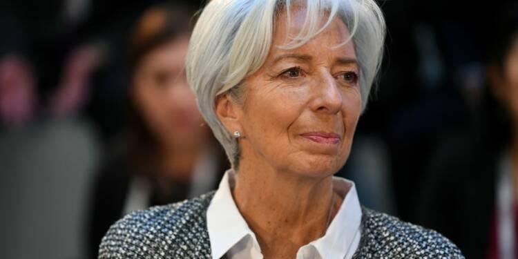 Zone euro: Lagarde (FMI) presse pour un système de garantie des dépôts