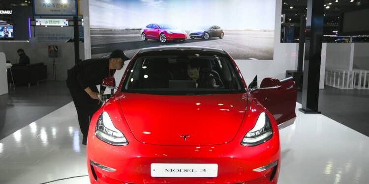 Tesla Model 3 : les ventes explosent en Europe