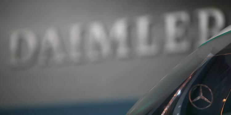 Daimler va poursuivre le développement de Smart avec Geely