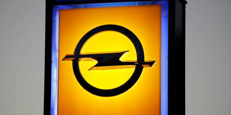 Opel veut supprimer 350 à 400 emplois à Vienne