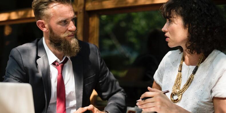 Pourquoi est-ce difficile de parler argent avec son patron ?
