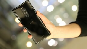 Sony ferme son usine de smartphones en Chine