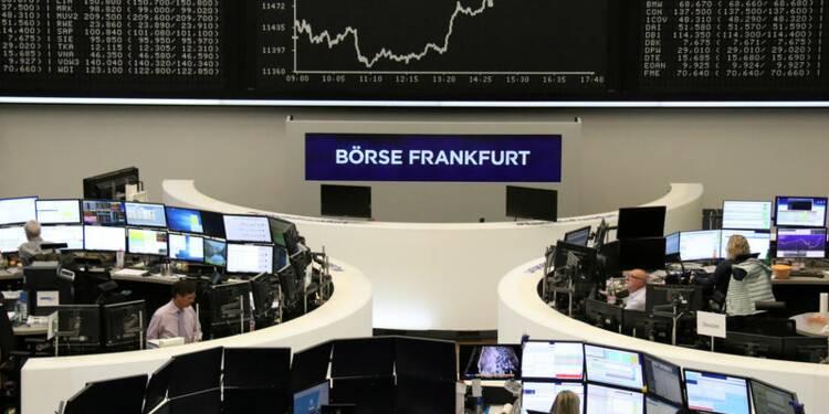 Petit rebond attendu à Wall Street, l'Europe réduit ses gains