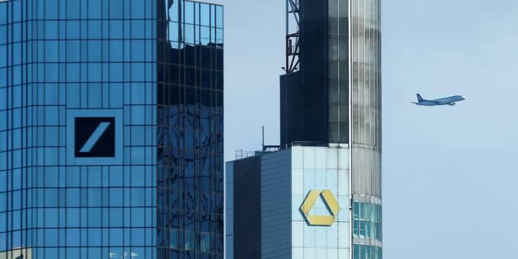 Les Allemands hostiles à une fusion Deutsche/Commerzbank, selon un sondage