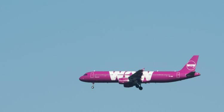 Des compagnies concurrentes proposent des promos aux naufragés de WOW Air