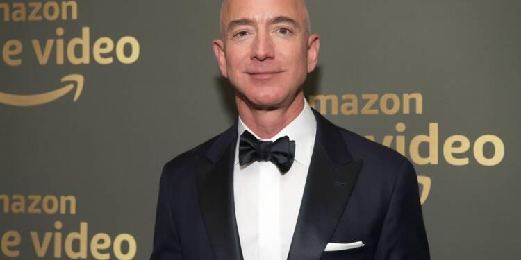 Le smartphone de Jeff Bezos aurait été piraté par l'Arabie saoudite