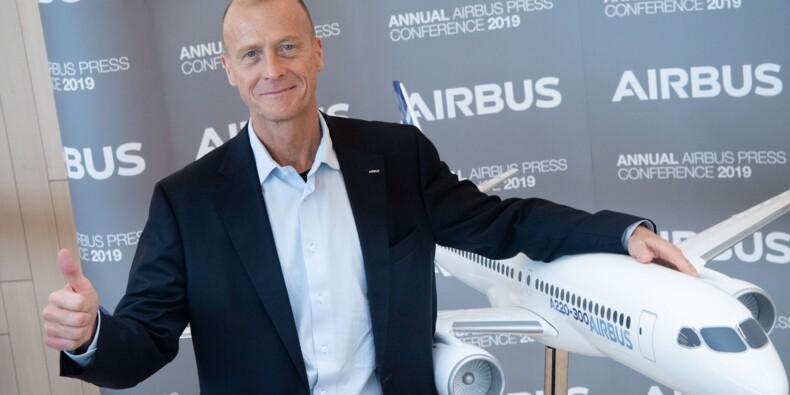 Le patron d'Airbus partira avec un (très) gros parachute doré