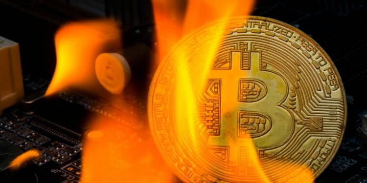 Bitcoin et cryptomonnaies : il ne s'en serait jamais autant échangé