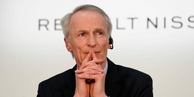 Renault : Jean-Dominique Senard sera 2 fois moins bien payé que Carlos Ghosn