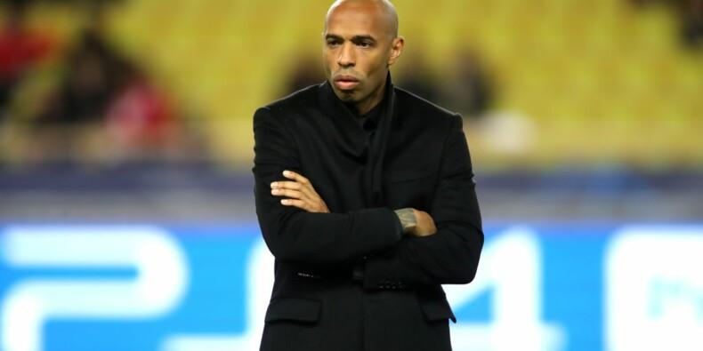Thierry Henry a touché le pactole après son renvoi de Monaco