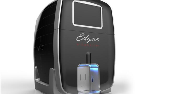 Edgar : la minifontaine connectée qui veut révolutionner le vin au verre