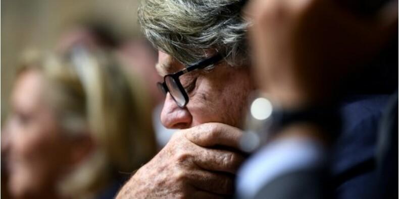 """Gilbert Collard dit """"s'emmerder"""" à l'Assemblée nationale… où il est pourtant peu présent"""