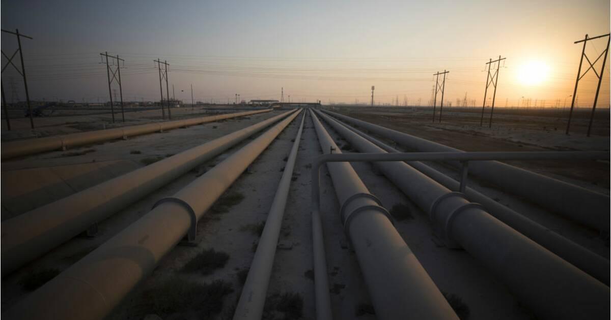 Le Plus Grand Bureau Du Monde : Pétrole le plus grand gisement du monde n est plus en arabie