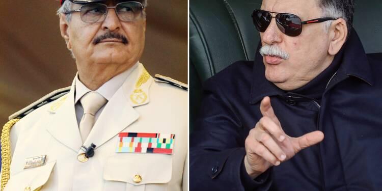 """Raid aérien, """"contre-offensive"""": l'escalade se poursuit en Libye"""