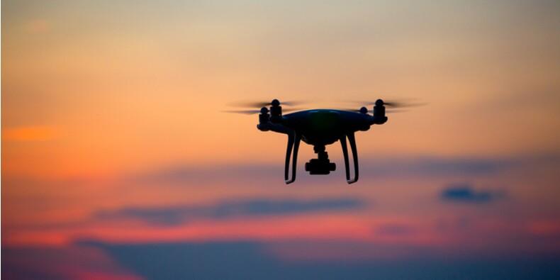 Les risques de collision drones-avions de plus en plus fréquents au Royaume-Uni