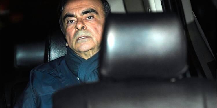 Carlos Ghosn : la France appelle le Japon à respecter la présomption d'innocence