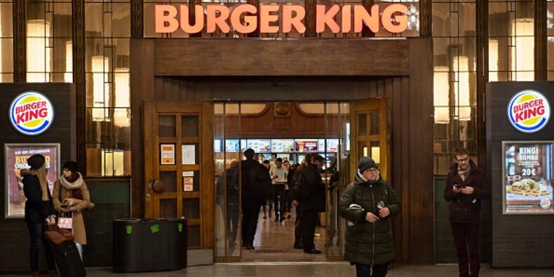 Burger King accusé de racisme pour une publicité