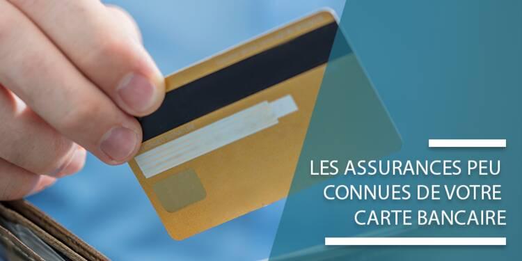 Assurance : les protections peu connues que propose votre carte bancaire