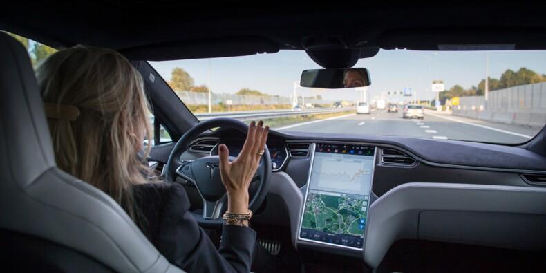 Tesla veut concurrencer Uber avec sa caméra à bord