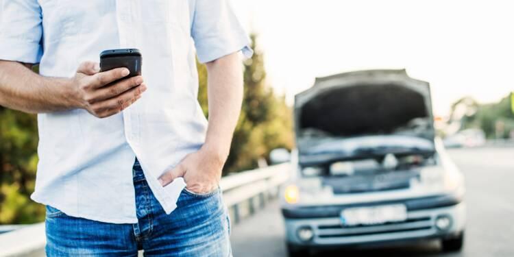 Panne d'essence, roue crevée… une application propose des dépannages de particulier à particulier