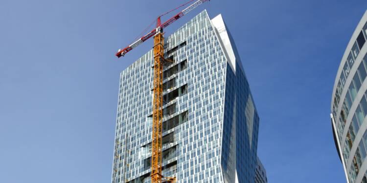 La Tour Majunga à la Défense vendue pour 850 millions d'euros par Unibail-Rodamco