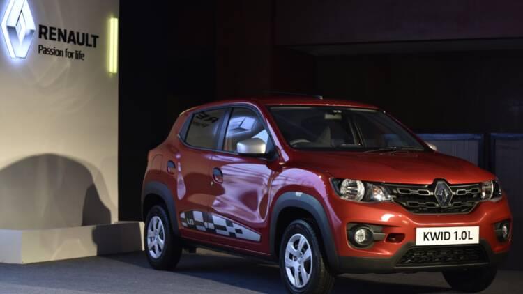 Renault annonce la City K-ZE, un nouveau modèle électrique