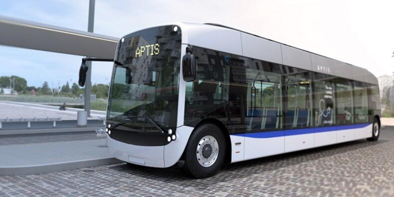 On connaît les fournisseurs des futurs bus électriques de la RATP