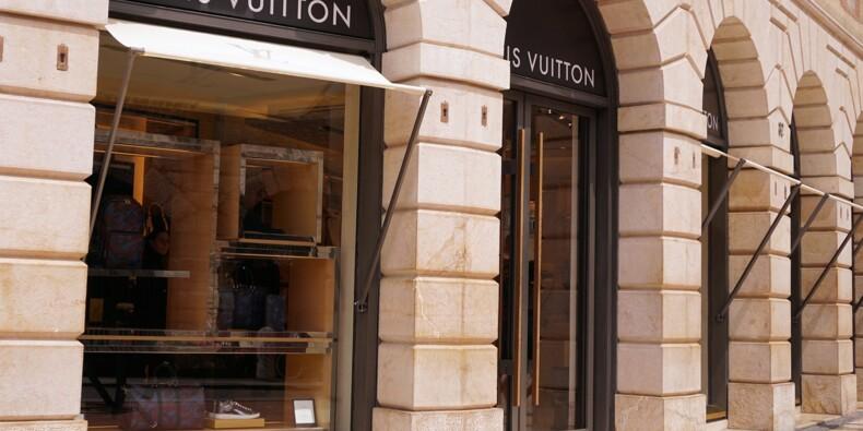 LVMH signe un bon début d'année avec des ventes en forte hausse