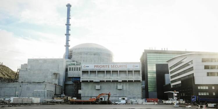 EPR de Flamanville : prévue pour 2012, sa mise en service est encore repoussée