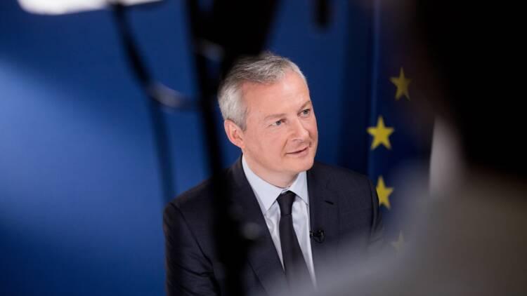 """Bruno Le Maire : """"Le développement de l'écosystème blockchain est une priorité pour le gouvernement"""""""