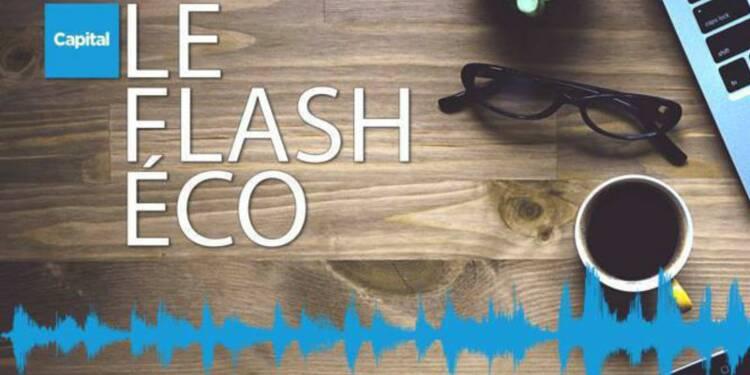 La croissance française en baisse, Luc Besson attaqué en justice par les chasseurs de l'Orne… Le flash éco du jour