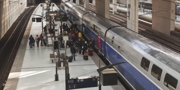 SNCF : des écarts de tarifs (très) étonnants selon les lignes TGV